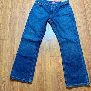 The Limited Tierney Medium Wash Blue Jeans 10S